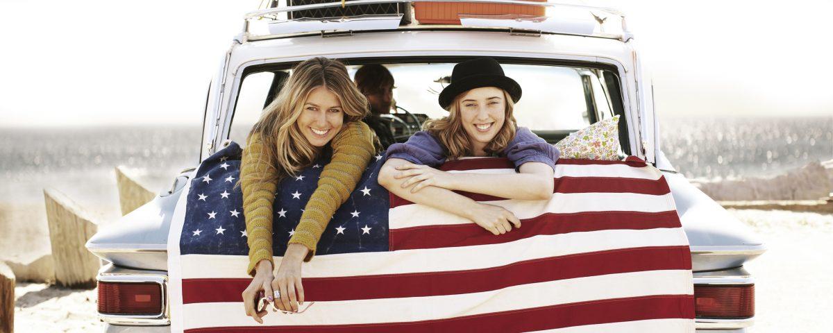 Usa - samochod