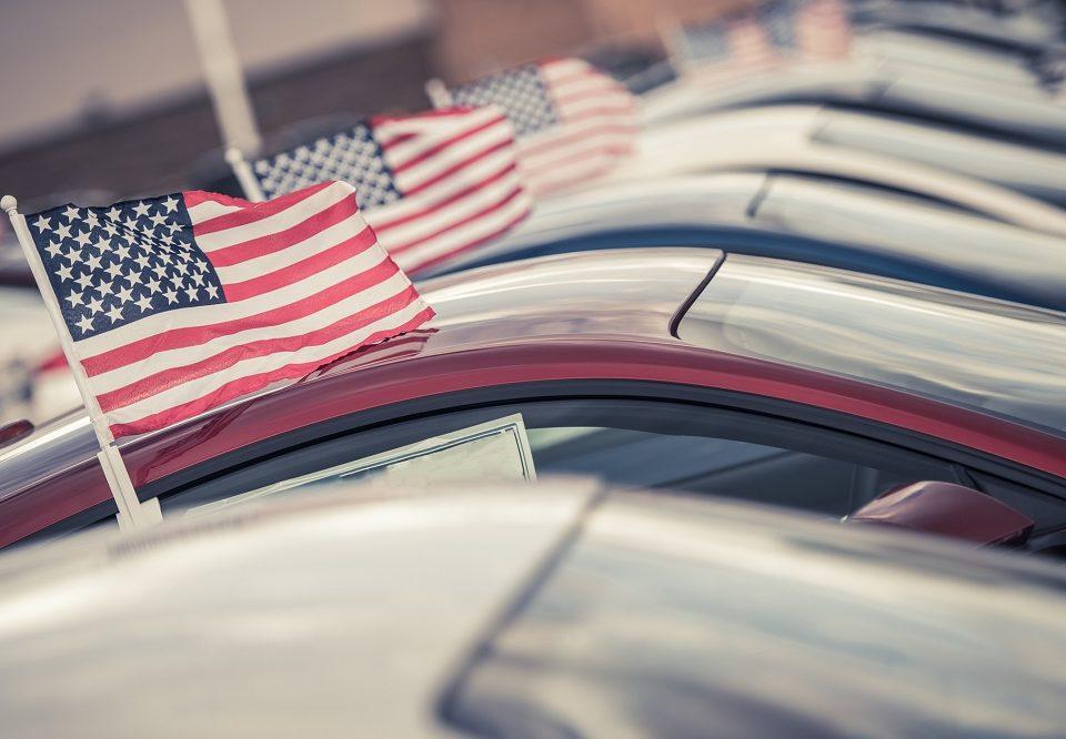 samochody z USA